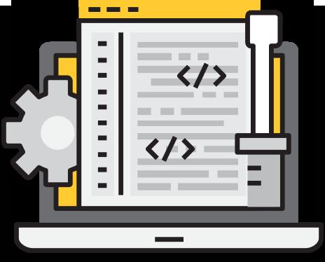 <p>事業の分析、お客様の要望に従い、管理ソフトウェアを制作。</p>