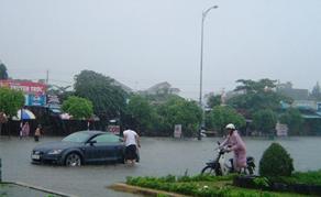 Tiêu chuẩn thiết kế công  trình thoát nước đô thị